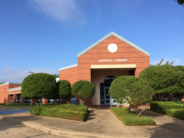 Bossier Central Library Branch