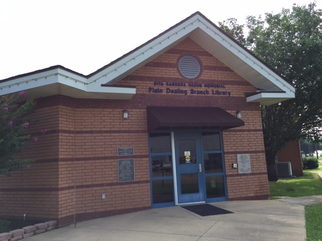 Plain Dealing Library Branch