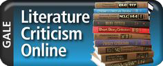Literature Criticism Online with Biographies