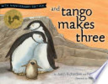 Cover image for And Tango Makes Three