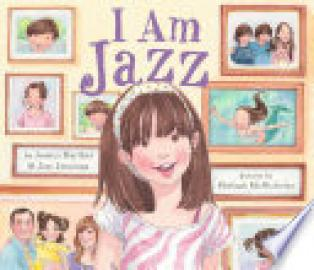 Cover image for I Am Jazz