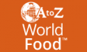 A to Z World Food Logo