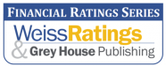 Weiss Ratings and Grey House Publishing Ratings Series Logo