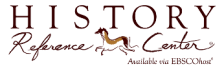 History Reference Center Logo