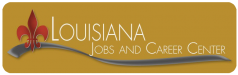 Louisiana Jobs and Career Center Logo