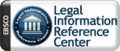 EBSCO's Legal Information Reference Center logo