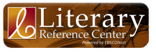 Literary Reference Center by EBSCOhost Logo