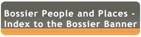 Bossier People and Places Index Banner Logo