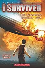 "book  cover of ""I survived the Hindenburg Disaster"" by Lauren Tarshis"