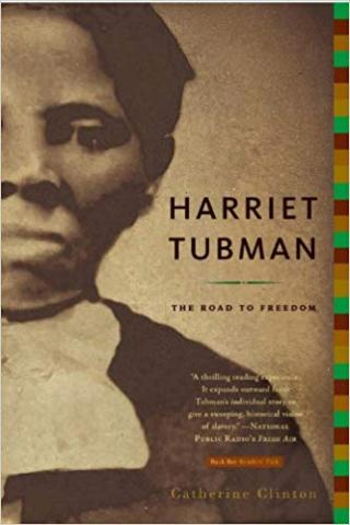 Harriet Tubman book cover